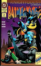 Batman Saga  9/10 Knightsend la crociata - ed. Play Press