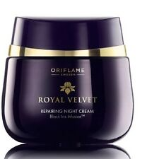 ORIFLAME ROYAL velluto riparazione Crema da Notte, 50ml Nuovo