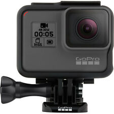 GoPro Hero 5 Black Edition (Latest Model) - 12 MP, 4K Action Camera