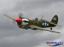 NEW! RC Durafly Curtiss P-40N Warhawk 1100mm (PNF) Airplane Aircraft Toys