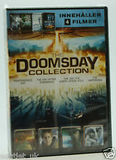 4 Films in One! Independence Day, The Happening, Day After Tomorrow DVD NEW