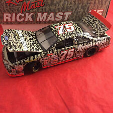Remington #75 1997 Thunderbird 1 of 5004 1:24 Scale Stock Car Mossy Oak