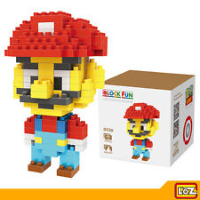LOZ - Toy Blocks Diamond Building Blocks Figure - Super Mario Bros 160pcs M-9338