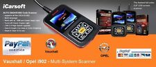 BEST OBD2 iCarsoft i902 Vauxhall Fault Code Scanner Reset Diagnostic