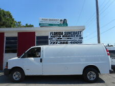 Chevrolet: Express 3500 Ext