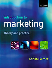 Introduction to Marketing: Theory and Practice by Adrian Palmer (Paperback,...