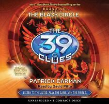 The Black Circle (The 39 Clues , Book 5) - Audio Library Edition by