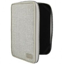 ROCK CUSTODIA BORSA CASE SIMPLICITY IN TESSUTO CON TASCHE per APPLE IPAD 2 3 4 5