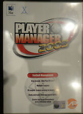 Player Manager 2003 (For Mac CD-ROM - 2003)