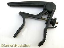 CLASSICAL OR FOLK GUITAR STRINGS CAPO ALLOY LEVER NEW