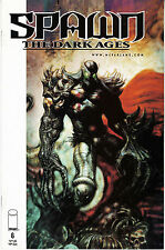 SPAWN THE DARK AGES 6...NM-...1999...Brian Holguin,Liam Sharp...Bargain!