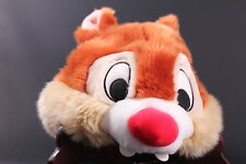 Official DISNEY PLUSH Chip and Dale Hat EUC