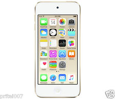 New** Apple iPod Touch 6th Generation 4 Inch 8MP - Gold MP3 PLAYER WIFI HD 1080p