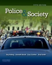 Police And Society by Roberg
