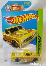 1967 Chevy C10 1:64 Scale Model from HW Showroom by Hot Wheels Chevrolet