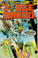 Juge Dredd # 18 (ron smith, Mike McMahon) (Eagle comics usa, 1985)
