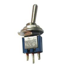 Sub Min. SPDT Toggle Switch ON/OFF/ON Pack of 2 SM103