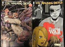 IMAGE THE WALKING DEAD #160 COVER A & B SET SIGNED BY CHARLIE ADLARD w/COA