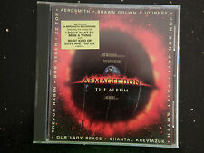 Armageddon (The Album)  ZZ Top, Aerosmith, Jon Bon Jovi, Journey  (REF BOX C43)