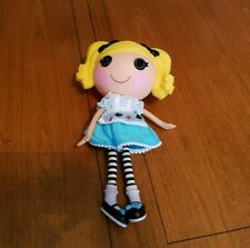 "Lalaloopsy Alice In Wonder Land W/ Outfit Shoes 12"" MGA Full Size Lalaloopsyland"