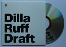 J Dilla Ruff Draft Adv Cardcover CD 2007