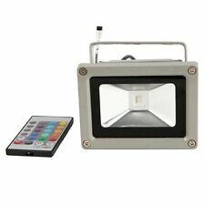 Bid-Fashion Colorful 10w RGB LED Flood Light Landscape Lamp + Remote Control-US