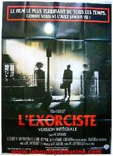 L'EXORCISTE Version INTEGRALE Affiche Cinéma ORIGINALE / French Movie Poster