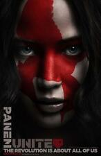 HUNGER GAMES: MOCKINGJAY PART 2 - Original Promo Movie Poster SDCC 2015 Katniss