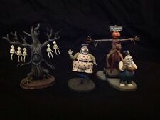 Hawthorne Village Nightmare Before Christmas Gruesome Threesome Figure Accessory