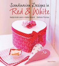 Valentines Gift Ideas, Scandinavian Designs in Red & White