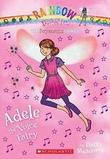 Superstar Fairies Ser.: Adele the Voice Fairy by Daisy Meadows (2013, Paperback)