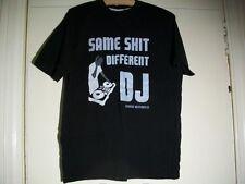 Obscènes t-shirt même sh # t différents dj drôle milieu exempt p&p