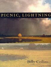 Picnic, Lightning (Pitt Poetry Series), Billy Collins, 0822956705, Book, Accepta