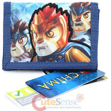 Lego Legends of Chima Kids Wallet Trifold Wallet