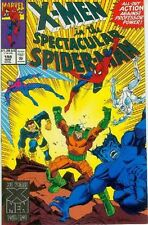 Peter Parker Spectacular Spiderman # 198 (guests: Original X-Men) (USA, 1993)