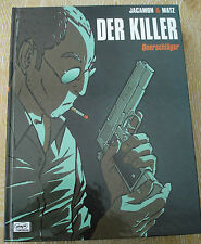 DER KILLER - Querschläger - Band 1 - ehapa Comic Collection - Jacamon & Matz HC