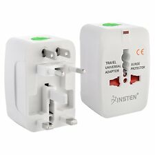 USA Hot sale Universal World Wide Travel Charger Adapter Plug, White