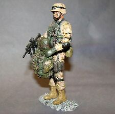 1:18 Forces of Valor Elite Force U.S Army Paratrooper Assault Figure Soldier