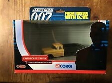 Corgi James Bond Chevrolet Truck TY06701, From Russia With Love