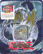 1x  Rainbow Dragon 2007 Collectors Tin Brand New Sealed Product - Yu-Gi-Oh!