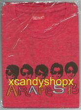 Japan ARASHI 2013 national stadium KOKURITSU concert ARAFES official t-shirt