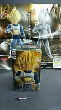 [in stock] BANPRESTO DRAGONBALL SUPER - SCULTURES 6 SPECIAL SS.VEGETA