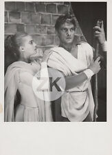 LA MACHINE INFERNALE Jeanne MOREAU Jean MARAIS Bérard COCTEAU Photo 1954 #1