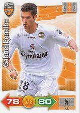 GABRIEL PENALBA # ARGENTINA FC.LORIENT CARD PANINI ADRENALYN 2012