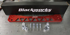 Blackworks BWR Rear Subframe Brace 96-00 Honda Civic EK Red