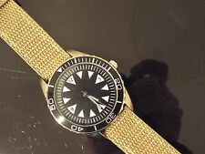 Eaglemoss Collections 1960's Israel Naval Commander Watch. New with Box.