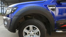 FENDER FLARES V.2 FOR FORD RANGER T6 2012 - 2014