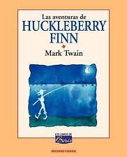 Las Aventuras de Huckleberry Finn (Los Libros de Boris) (Spanish Edition)