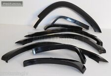VW TIGUAN 07-15 arches trim extension spoiler flares BodyKit wide r abt sport