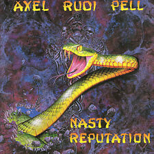 NASTY REPUTATION [AXEL RUDI PELL] NEW CD